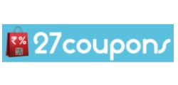 Find Our Coupons on 27coupons